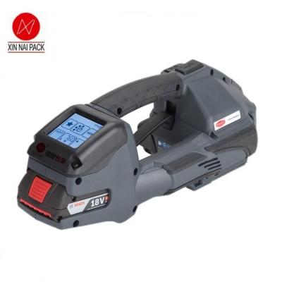 BXT3-16電動塑鋼帶打包機 服裝PP帶電動捆扎機 手動熱熔打捆機