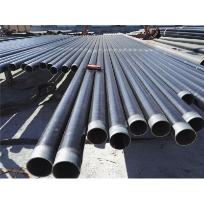 昆山3pe防腐管线钢管 深圳聚氨酯保温钢管 无缝管螺旋钢管厂家