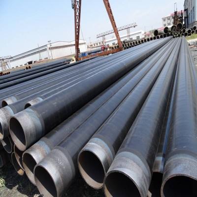 遵义3pe防腐管线钢管 安顺聚氨酯保温钢管 无缝管螺旋钢管厂家