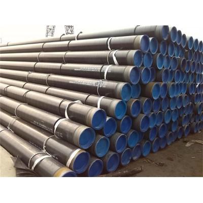 固原3pe防腐管线钢管 中卫聚氨酯保温钢管 无缝管螺旋钢管厂家