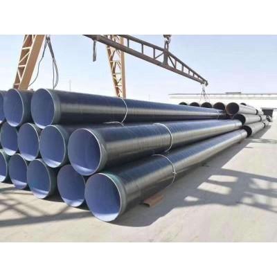 云南3pe防腐管线钢管 昆明聚氨酯保温钢管 无缝管螺旋钢管厂家