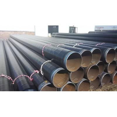 鸡西3pe防腐管线钢管 双鸭山聚氨酯保温钢管 无缝管螺旋钢管厂家