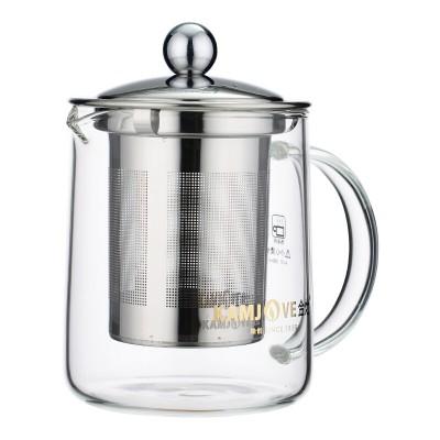 金灶(KAMJOVE)A-01 350ml 耐热玻璃泡茶壶(单位:个)