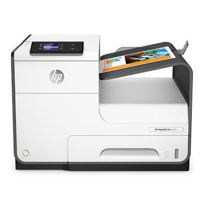 惠普(HP) Pro452dn A4 彩色页宽打印机 白色(单位:台)