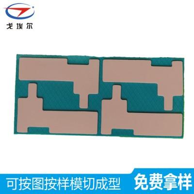 工厂直销 软性导热硅胶垫 LED硅胶垫 绝缘硅胶垫 散热硅胶垫