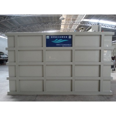 廢水處理設備  一體化醫院廢水處理設備 地埋式污水處理設備