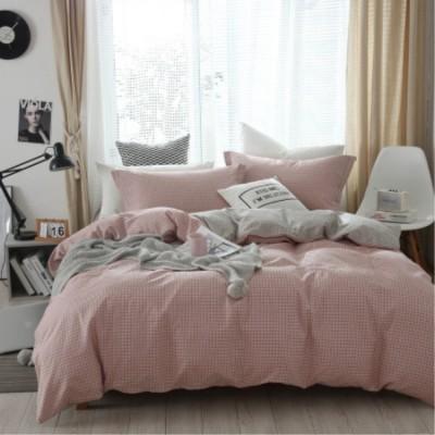 床上用品 愛飛揚家紡 全棉床品四件套 40S支純棉印花床單學生三件套廠家直銷
