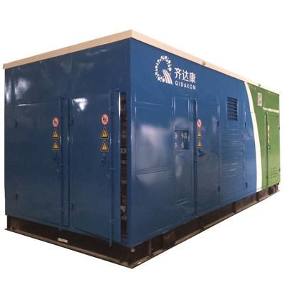 井口氣壓縮機 撬裝式井口氣回收處理設備