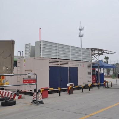 齊達康液壓天然氣壓縮機 15000-25000Nm3的CNG加氣子站天然氣壓縮機