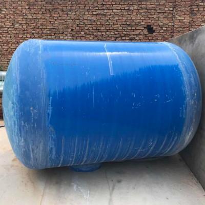 玻璃钢缠绕化粪池 玻璃钢化粪池 玻璃钢污水处理设备