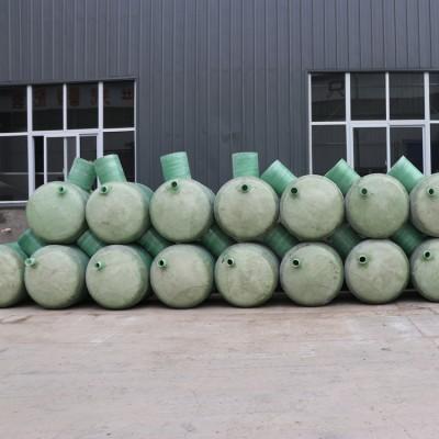 玻璃钢化粪池 玻璃钢化粪池农村改厕所家用环保 玻璃钢缠绕化粪池