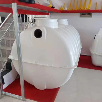 玻璃钢模压化粪池 玻璃钢化粪池 耐腐蚀污水粪便分离