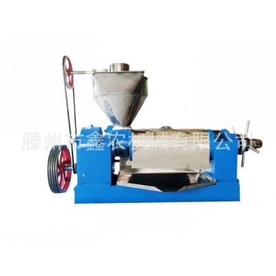 小型多功能榨油机 花生芝麻螺旋式榨油机厂家直销