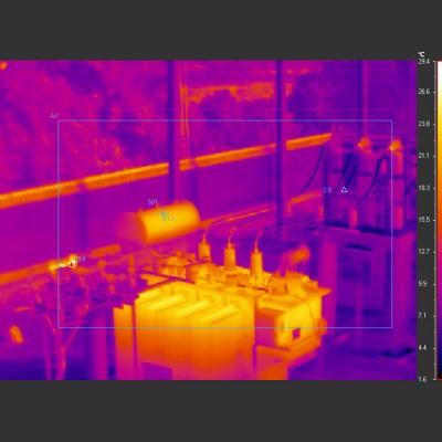 紅外熱像監測 北控紅外熱像系統電力監測應用