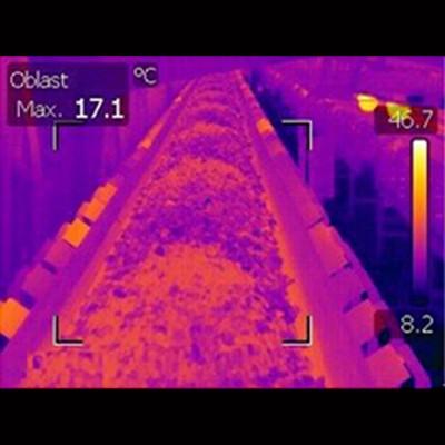 紅外熱像監測 北控在線式紅外熱像系統防火安全應用