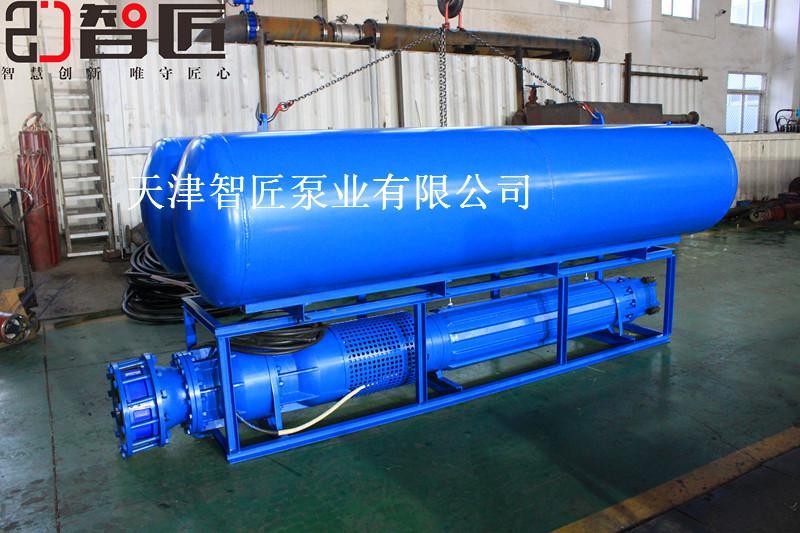 南宁水库潜水泵产品性能--天津智匠泵业