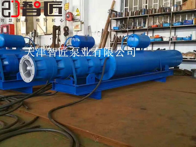 威海漂浮式潜水泵生产厂家--天津智匠泵业