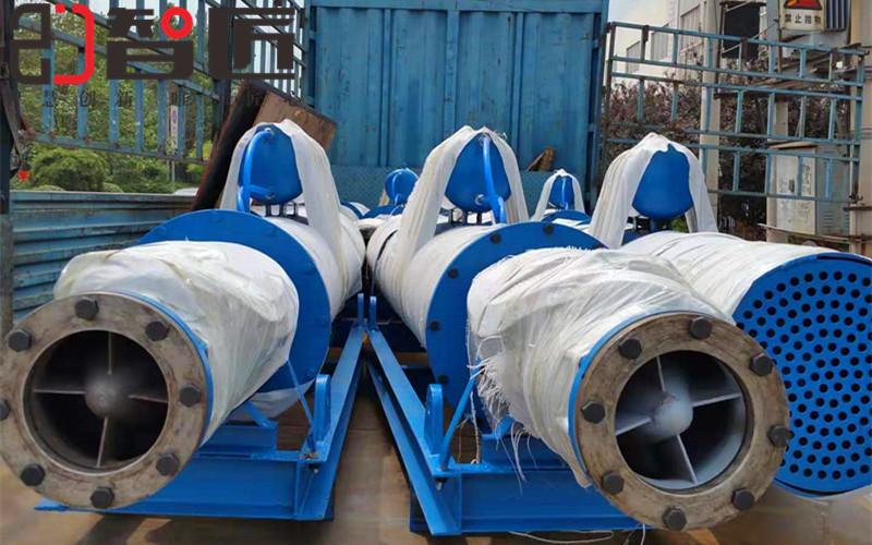 伊春水库潜水泵产品性能--天津智匠泵业