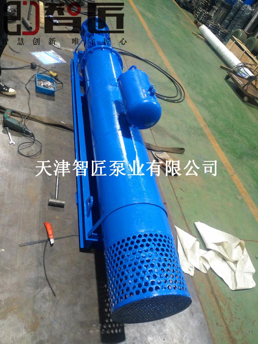 山南河道潜水泵产品参数--天津智匠泵业