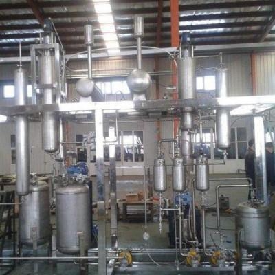 蒸馏设备 金陵分子蒸馏设备 不锈钢分子蒸馏