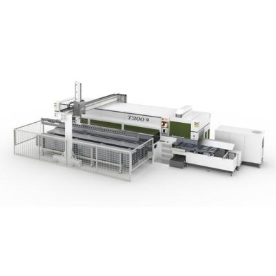 激光切管机 金澳兰AF全自动上料机 T200F激光切管机