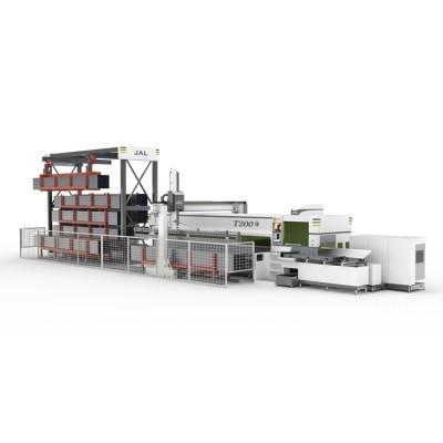 激光切管机 金澳兰W全自动料库 T200全自动料库