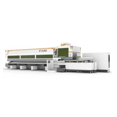 激光切管机 金澳兰T100D倍速款激光切管机