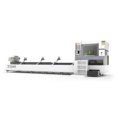 激光切管机 金澳兰T200S经济款激光切管机