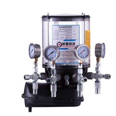 电动润滑泵6WDB-M2.9/1.2/1.8/2.9/1.8/2.9
