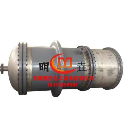冷凝器 现货列管式冷凝器 厂家直售充填式换热储罐冷凝器批发