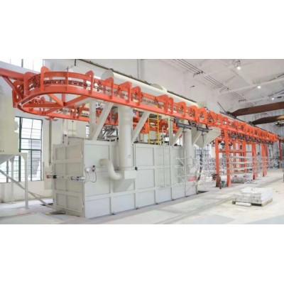 厂家直销型材抛丸机管道抛丸机悬挂式抛丸机通过式抛丸机支持定制