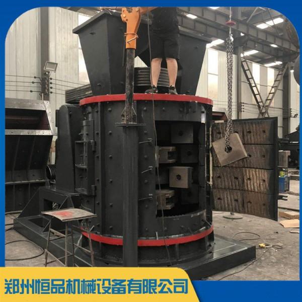 建筑石子垃圾制砂机 锤式多层打沙机厂家 一机多用 品质保证