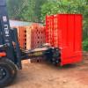 叉车式左右抱砖机 定做新型抱砖夹 东正机械 品质保证