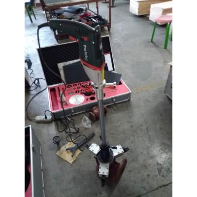 截止阀检修设备-便携式截止阀研磨机厂家