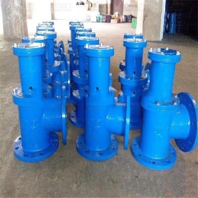 J744X(j644x)气动液动角式排泥阀