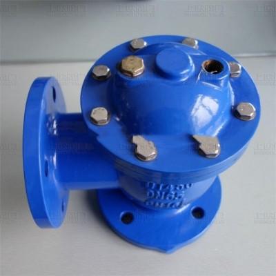 J841X电磁液(气)动隔膜排泥阀
