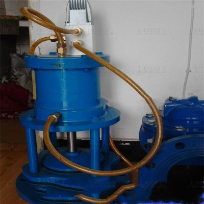 H742X液动池底排泥阀
