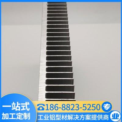散热器铝型材 高密齿散热器 LED散热器 铝型材厂家直销