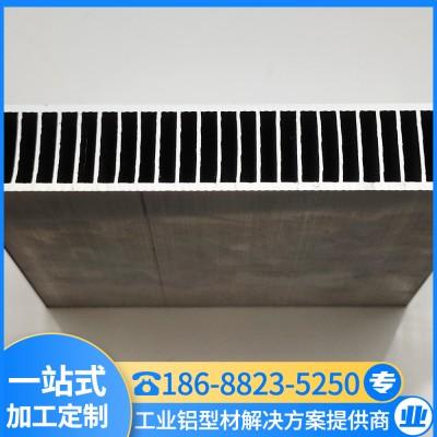 家装铝型材 高密齿散热器 模组散热片 汇冕铝业