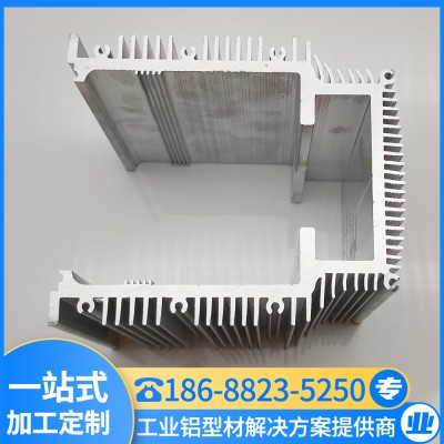 LED散热器型材 模组散热片 汇冕铝业 厂家批发