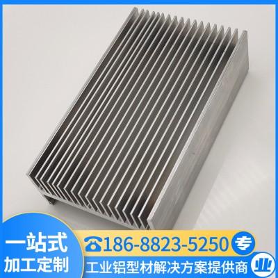 灯饰散热器铝型材 LED散热器型材 厂家直销