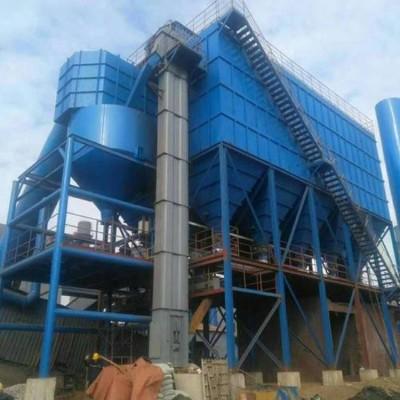 工业脉冲单机除尘器 高温布袋式除尘器 小型锅炉除尘机