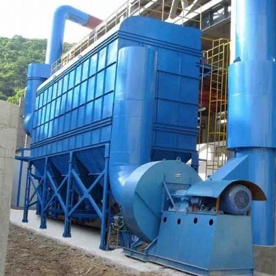 高温锅炉布袋除尘器 脉冲滤袋式除尘净化器 工业除尘设备