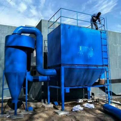 高温锅炉除尘器 脉冲式布袋除尘器 高温锅炉成套设备