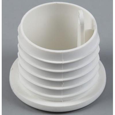 PVC聚氯乙烯产品注塑厂家塑料接头来图定制加工 塑胶模具研发生产