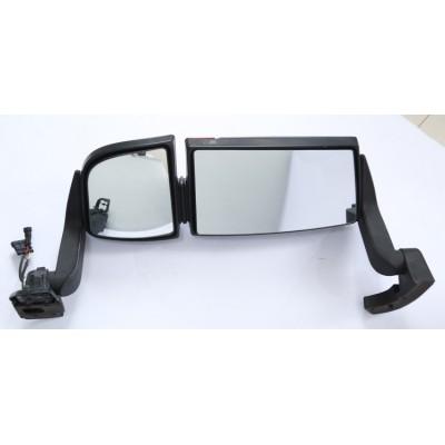 ABS注塑汽车配件加工 重型卡车后视镜塑胶外壳 塑胶制品配件加工