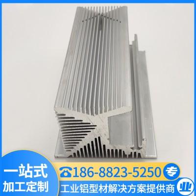 散热器铝型材 LED散热器型材 6061 6063铝型材厂家直销