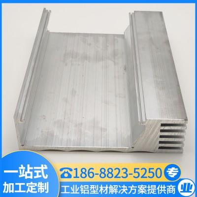 模组散热片 散热器型材 6061 6063铝型材 汇冕铝业