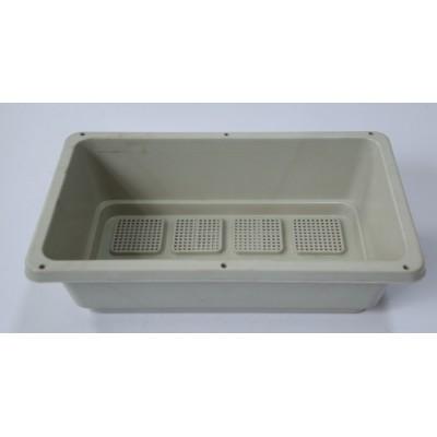 塑料置物盒收纳盒注塑加工 智能家居用品塑料外壳注塑件厂家定制