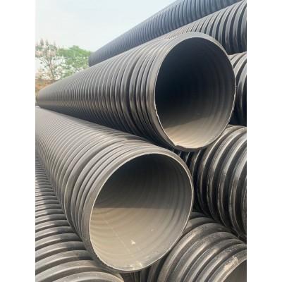 甘肃兰州联塑PE塑料波纹管总代理 联塑市政排水排污波纹管